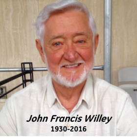 RIP John Willey