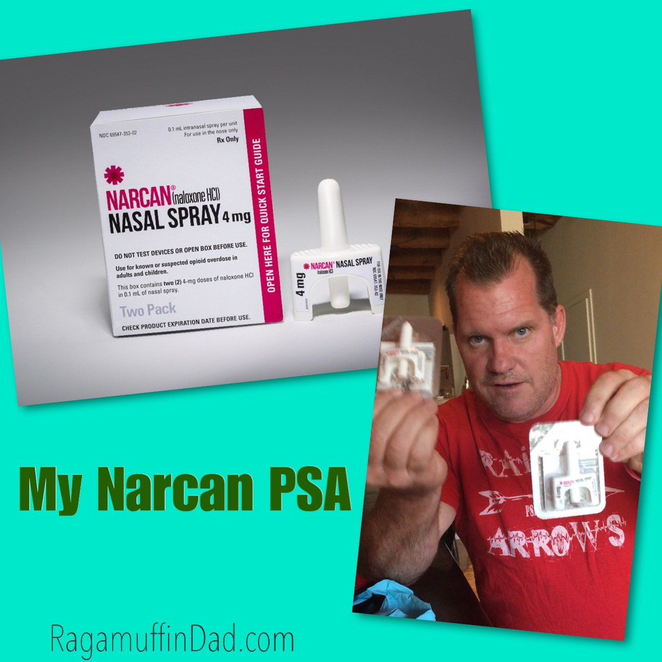 Our NARCAN PSA